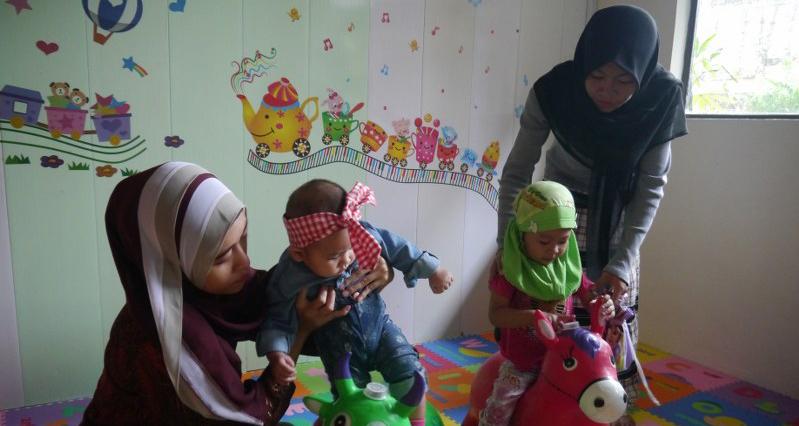 Mariza daycare activity
